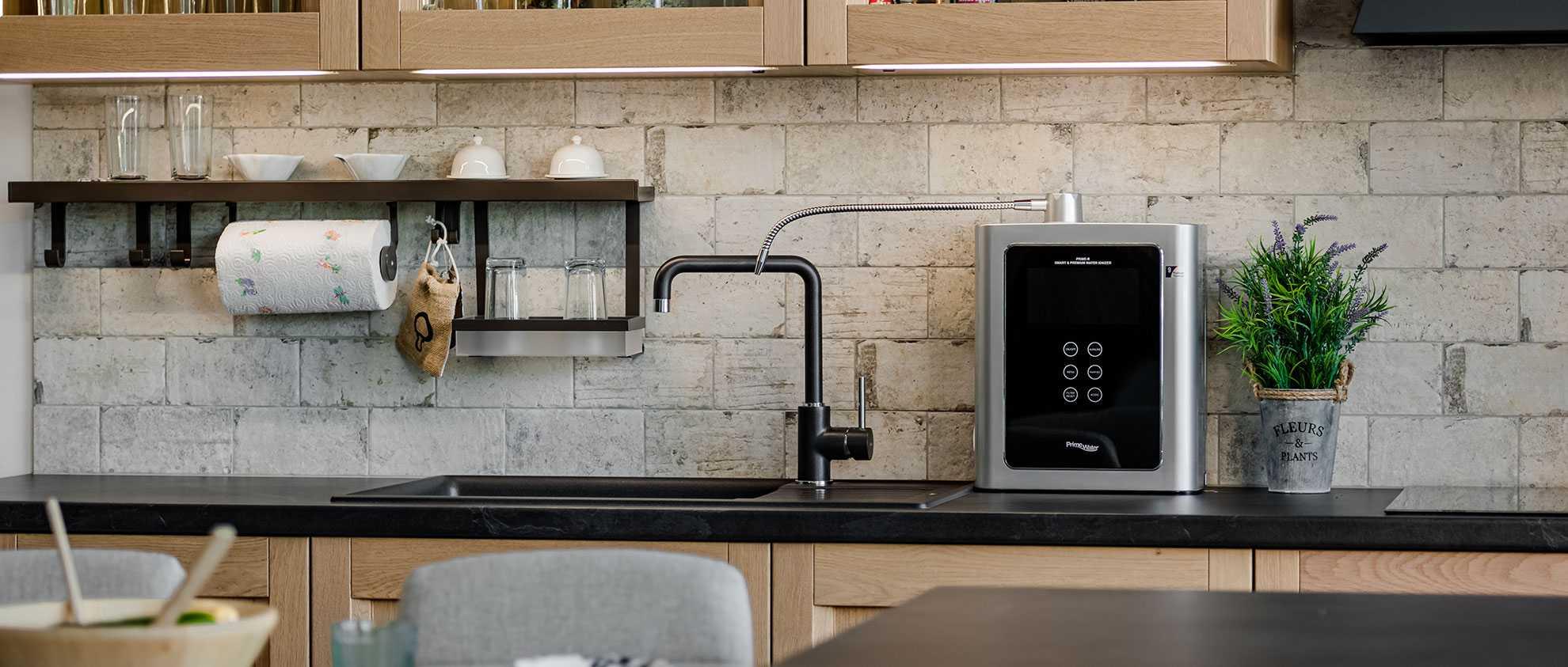 Йонизатор Серия R за алкална вода и киселинна вода