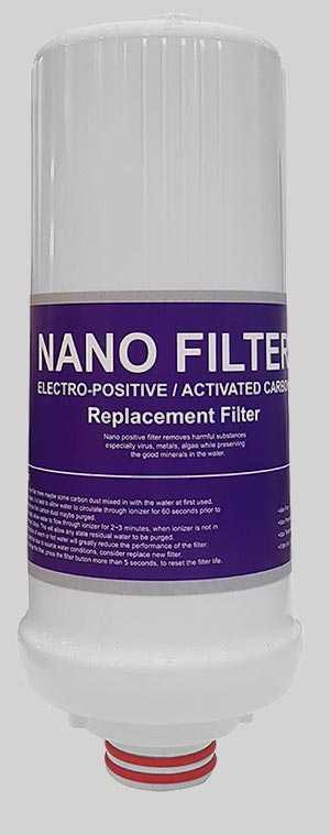 Нано филтър