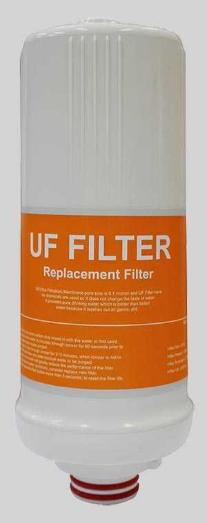 UF Филтър