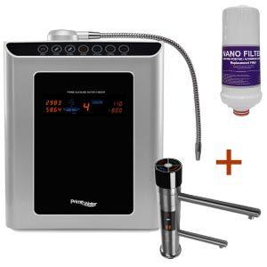 Йонизатор за вода Prime + Батерия + нано филтър