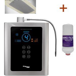 Домашен йонизатор за вода Prime R+ 2 платинени плочи + нано филтър