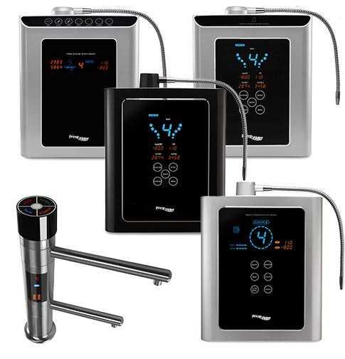 Домашни йонизатори Prime Water